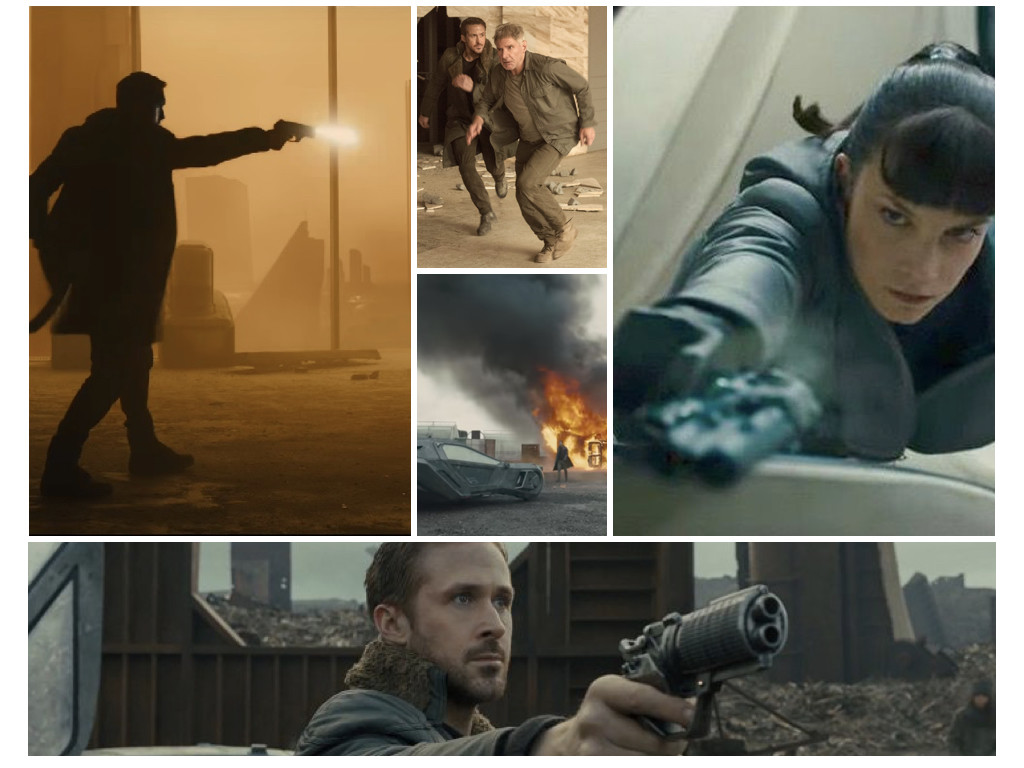 Blade Runner 2049 - кадри от трейлъра