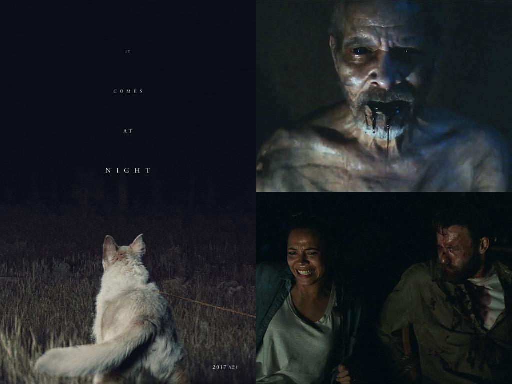 It Comes at Night 2017 - постер и кадри от рекламната кампания