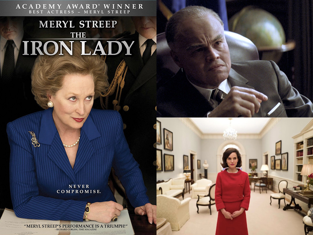 The Iron Lady 2011 / J. Edgar 2011 / Jackie 2016