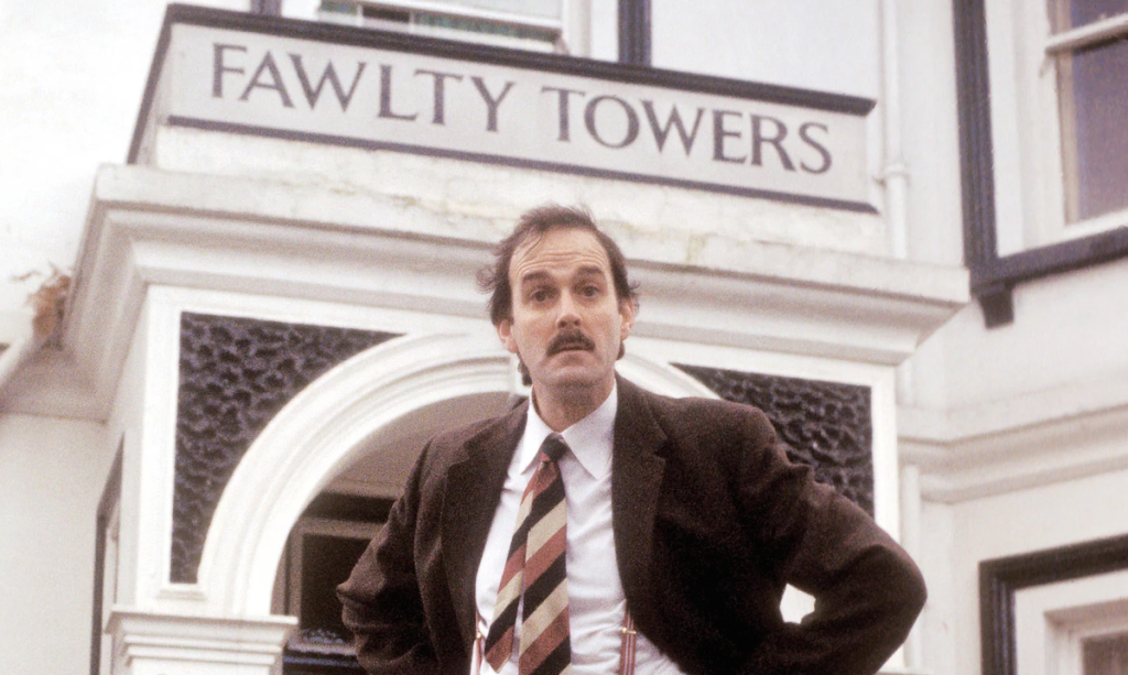 Fawlty Towers 1975-1979