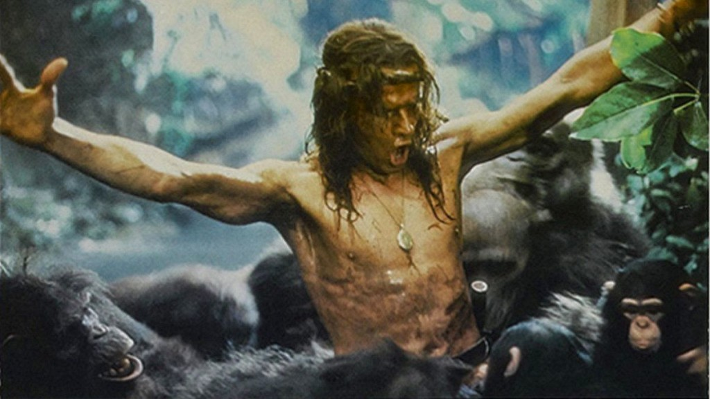 Greystoke: The Legend of Tarzan, Lord of the Apes 1984