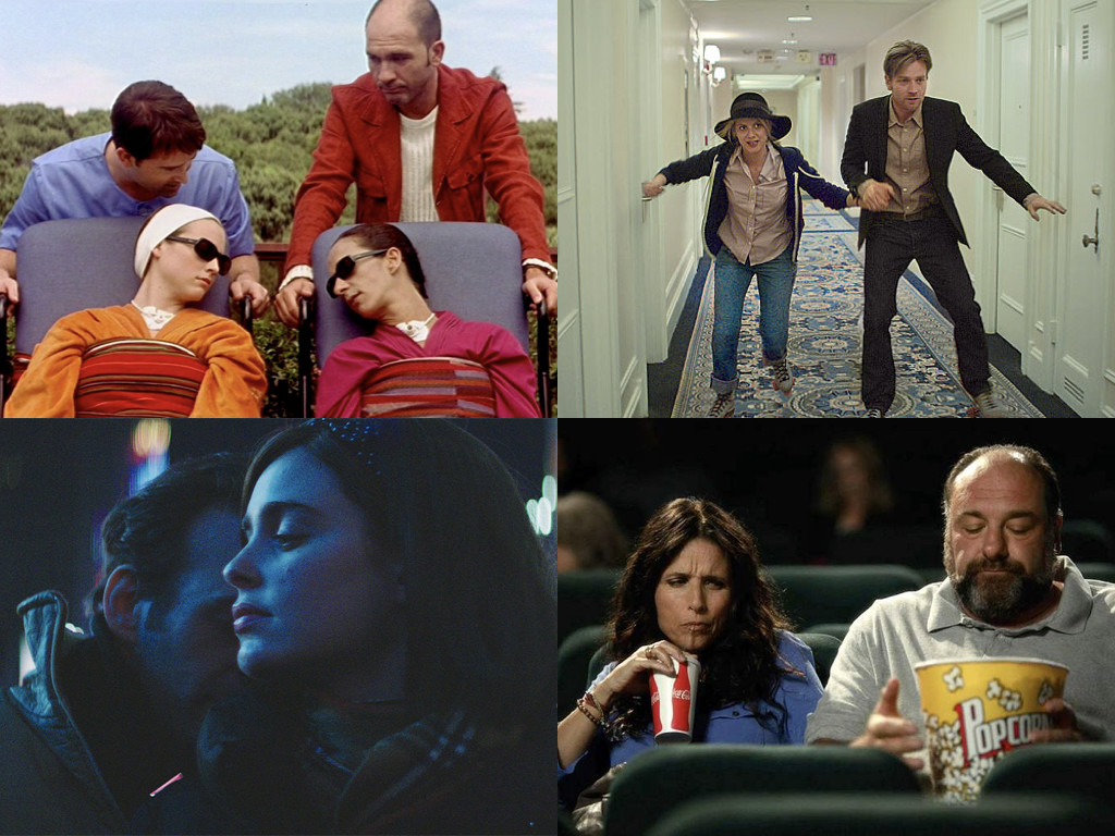 Talk to Her 2002 / Beginners 2010 / Félix & Meira 2014 / Enough Said 2013