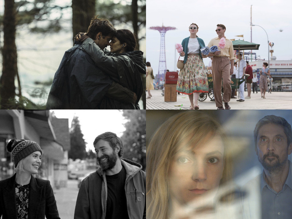 The Lobster 2015 / Brooklyn 2015 / Blue Jay 2016 (Синя сойка) / On Body and Soul 2017