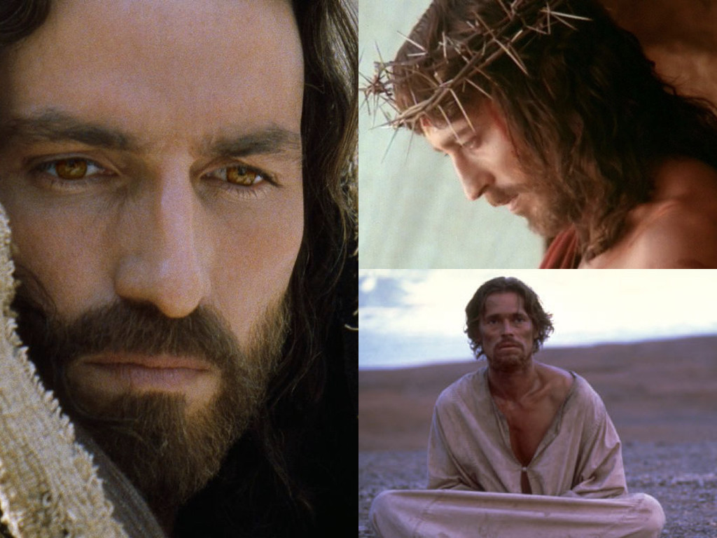 The Passion of the Christ 2004 / Jesus of Nazareth 1977 / The Last Temptation of Christ 1988