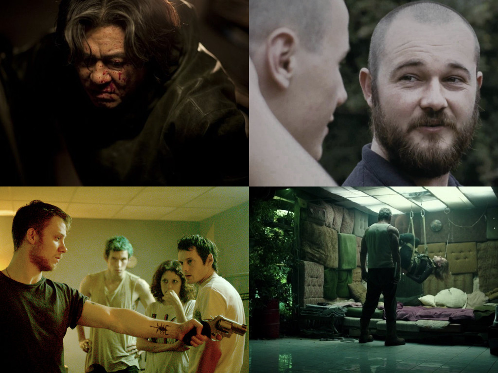 I Saw the Devil 2010 / The Snowtown Murders 2011 / Green Room 2015 / Don't Breathe 2016