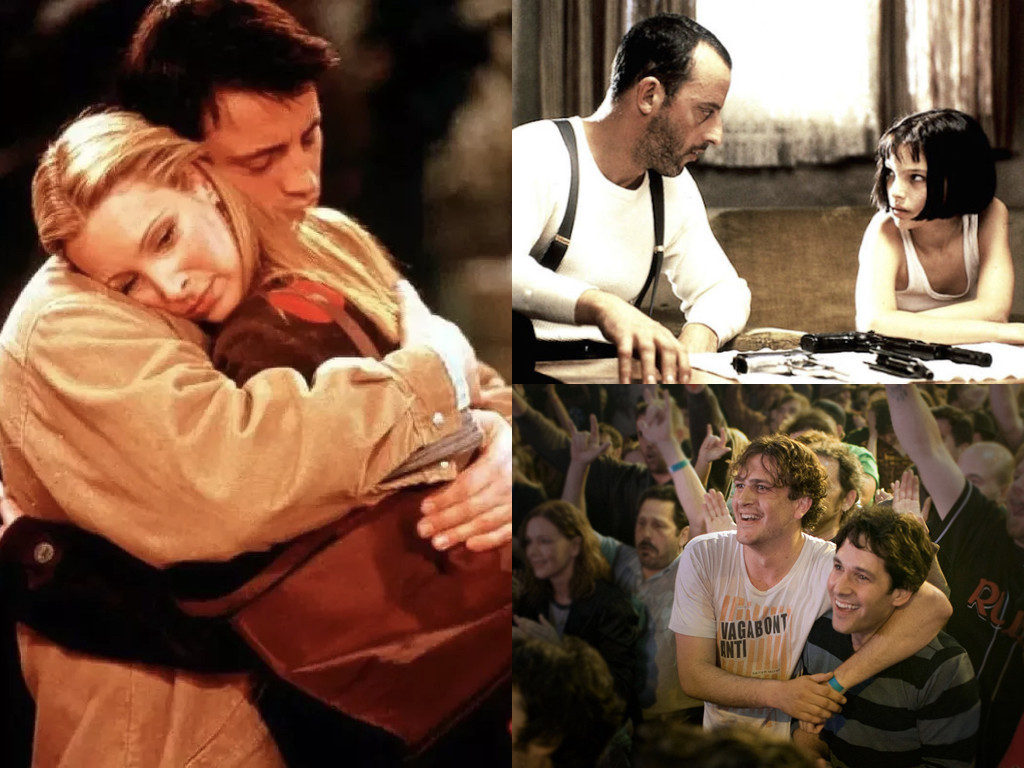 Friends 1994-2004 / Leon 1994 / I Love You, Man 2009