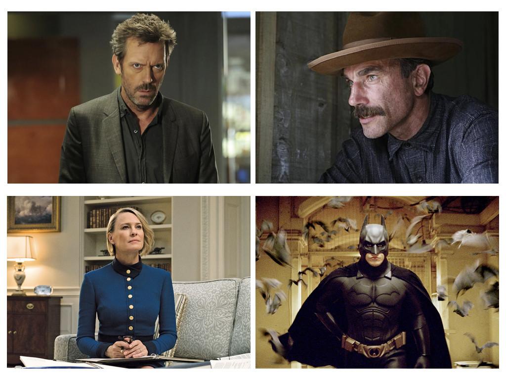 Еднотипни характери по Майерс-Бригс: House M.D. 2004-2012 / There Will Be Blood 2007 / House of Cards 2013- / Batman Begins 2005
