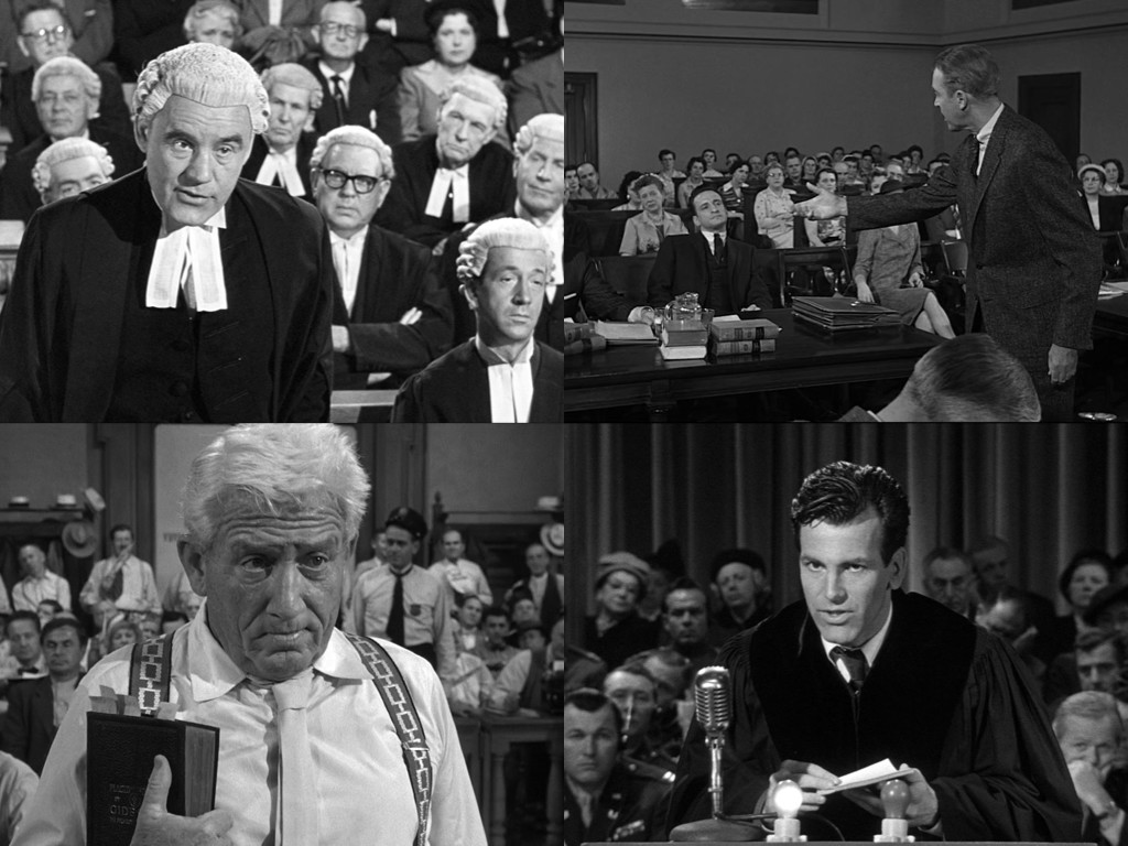 Witness for the Prosecution 1957 /