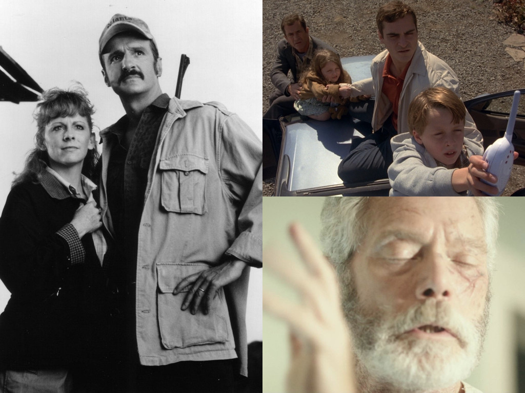 Tremors 1990 / Signs 2002 / Don't Breathe 2016