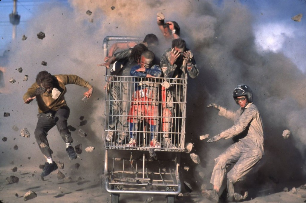 Jackass: The Movie 2002