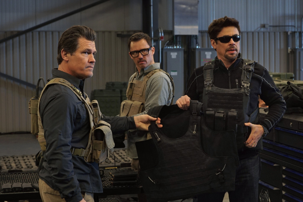 Sicario: Day of the Soldado 2018