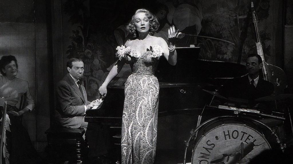 Марлене Дитрих в A Foreign Affair 1948