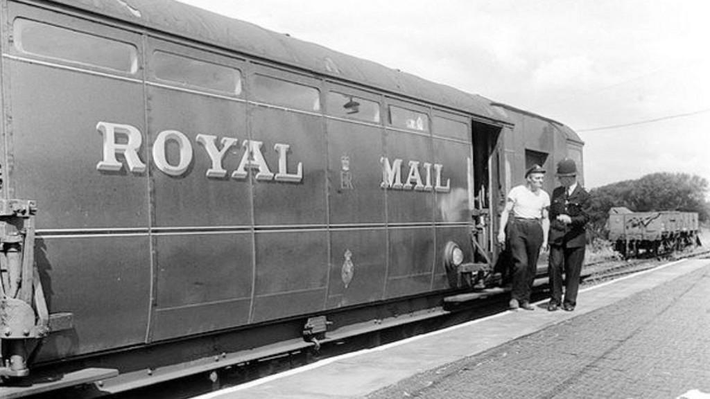 Night Mail 1936