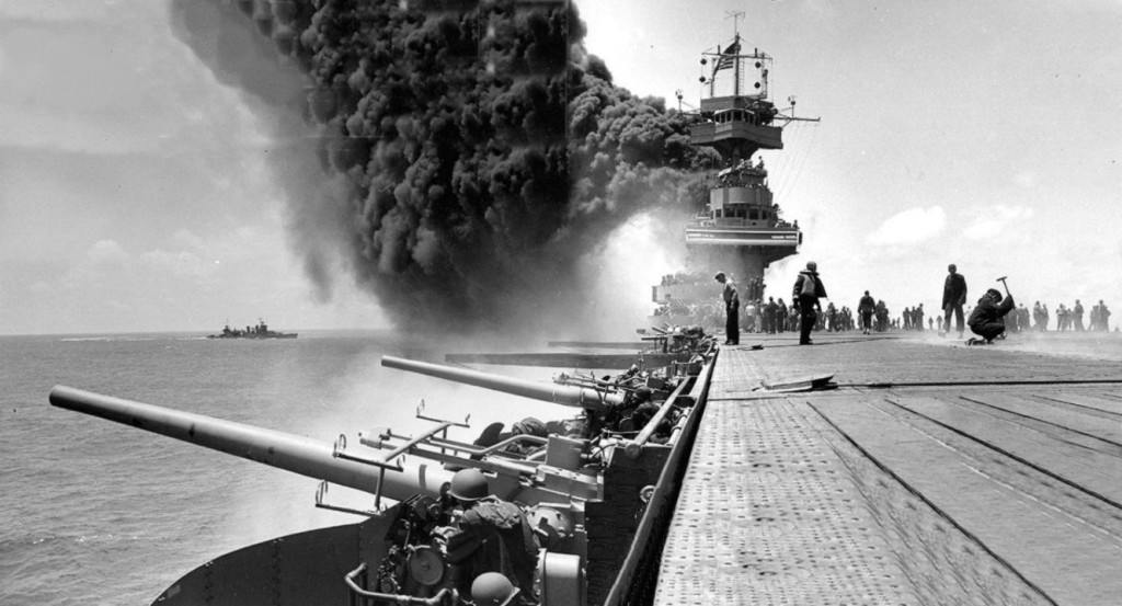 The Battle of Midway 1942