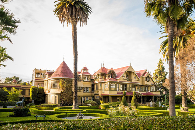 Winchester house by New York Post