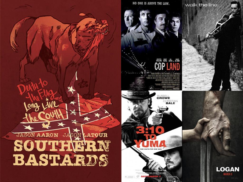 Southern Bastards / Филми режисирани от Джеймс Манголд