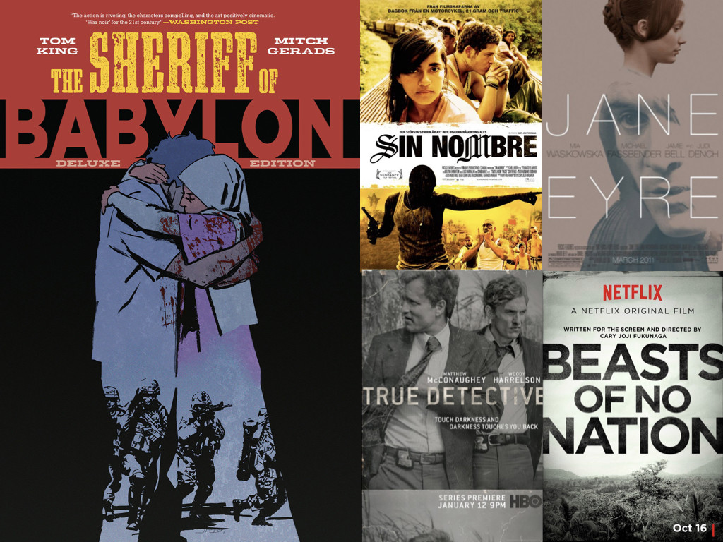 The Sheriff of Babylon / Филми режисирани от Кари Фукунага